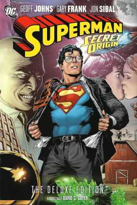 superman secret origin