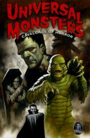 universal monsters cavalcade of horror