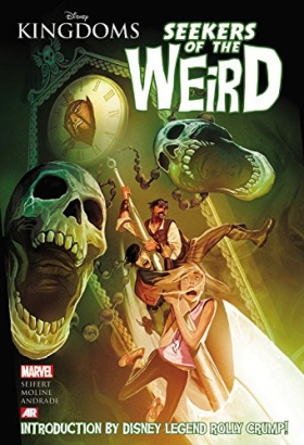 disney kingdoms seekers of the weird HC