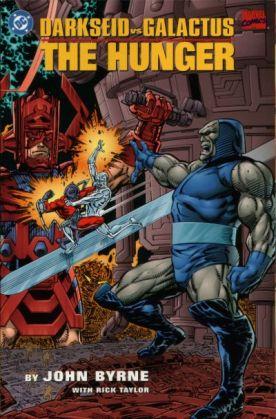 darkseid vs galactus the hunger