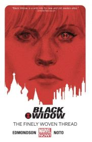 black widow vol 1 the finely woven thread
