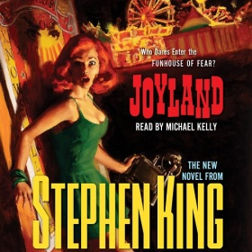 joyland audio book stephen king