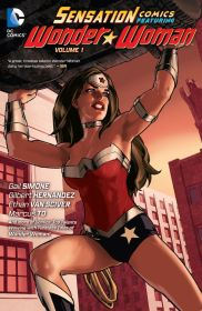 sensation comics vol 1