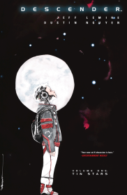 Descender vol 1 tin stars