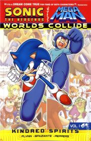sonic mega man vol 1
