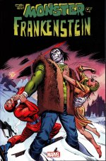 marvel monster of frankenstein