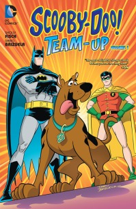 scooby doo team up volume 1