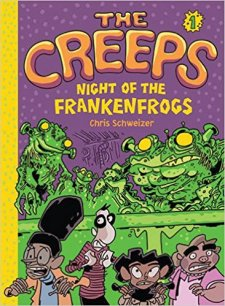 the creeps volume 1