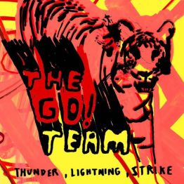 go team Thunder, Lightning, Strike